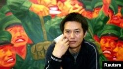 ທ່ານ Guo Jian ນັກສິນລະປິນອອສເຕຣເລຍ ເຊື້ອສາຍຈີນ