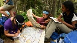 Quiz - Summer Program Teaches Young Women Science, Outdoor Skills