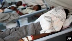 Wabah kolera di Haiti menewaskan lebih dari 8.000 warga (foto: dok).