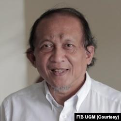 Antropolog UGM, Prof Heddy Shri Ahimsa Putra. (Foto: Courtesy/FIB UGM)