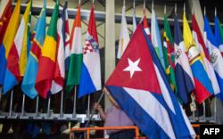 Од денес, и кубанското знаме меѓу ние коишто се веат во Стејт департментот