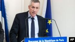 Глава прокуратуры Франсуа Молин