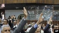 یمن: صدر صالح کو مقدمات سے تحفظ کا قانون منظور