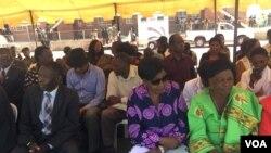 Kunanzwa ilanga leDefence Forces Day koBulawayo