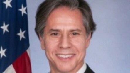 美国副国务卿布林肯(图片来源:美国国务院)