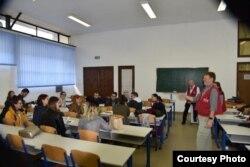 """Studenti na civilnoj vježbi """"BiH 2017"""""""