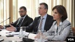 Branimir Gvozdenović, ministar održivog razvoja i turizma CG na sjednice Savjeta turističkog razvoja i pripremu, 13. april 2016. (rtcg.,net)