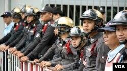 Los ataques terroristas son poco comunes en Bangkok, que es popular por sus playas y su vida nocturna.