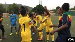 Sport: Farikolo gnanadje, Mali moussomanouw ka cena dolatan