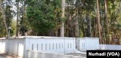 Petilasan Ki Ageng Mangir yang dirawat warga sampai saat ini. (Foto:VOA/Nurhadi)