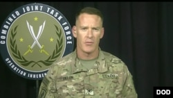FILE - Colonel Ryan Dillon