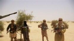 Bingani Douentza ani Tombouctou kan, jihadisti bolo