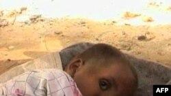ООН: В ефіопському таборі для біженців з Сомалі помирають діти
