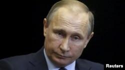 روس کے صدر ولادیمر پوتن