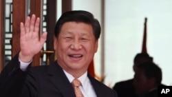 FILE - Chinese President Xi Jinping.