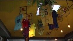 Вистински фан - изложба во Охрид посветена на ФК Барселона