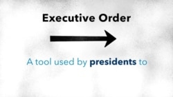 Executive Order & the Separation of Powers