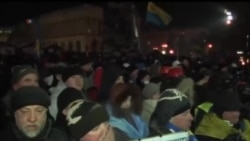 2014-01-26 美國之音視頻新聞: 烏克蘭反對派聲言繼續示威抗爭