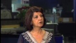 صحبت با شریفه شریف نویسنده و ژورنالیست افغان