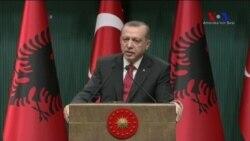 """Erdoğan Rus Elçi'yi Öldüren İçin """"FETÖ Bağlantılı"""" Dedi"""