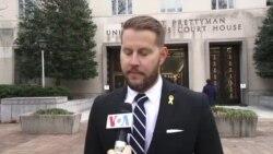 دن لوینسون، پسر رابرت لوینسون در روز اول دادگاه: آمدهایم تا ایران را وادار به پاسخگویی کنیم