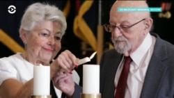 Неделя зажжения свечей в США