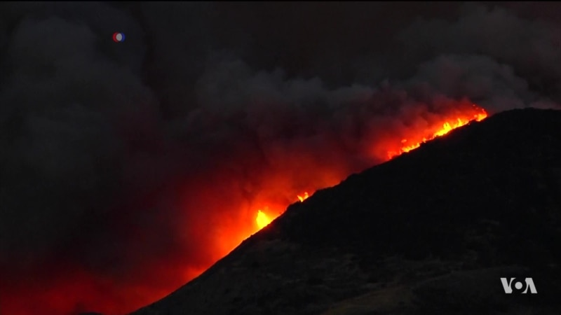 Wildfires Continue to Torch Parts of Southern California