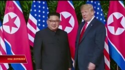 Người Mỹ hài lòng với thượng đỉnh Trump-Kim