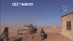 VOA60 Duniya: ISIL Naci Gaba da Kai Hare-hare a Garin Kobani, Siriya, Oktoba 7, 2014