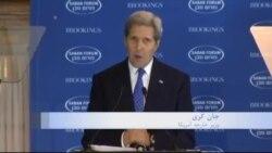 کری: دور بعدی مذاکرات سوریه در نیویورک برگزار می شود