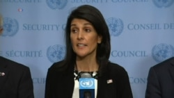 Haley: North Korea is 'Not A Rational Person'
