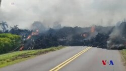 美國地質局:夏威夷火山噴發可能加劇
