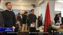 Komuniteti shqiptar i Uashingtonit feston Krishtlindjen