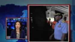 VOA连线:美中军舰险相撞 国务院:美国已向中方高层提起