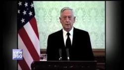 ہم اس جنگ کو چھوڑ کر نہیں جا رہے: امریکی وزیر دفاع