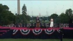 Festimet për Ditën e Pavarësisë në Shtëpinë e Bardhë