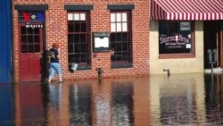 Low Level Flooding Dampening Tourists Enthusiasm