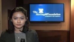 ျမန္မာ့အေရး Heritage Foundation အဖြဲ႕ေဆြးေႏြး