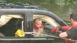 Dramático rescate en Iowa
