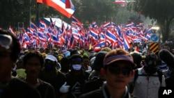 Anti - vladini protesti u Bangkoku