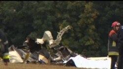 2013-10-20 美國之音視頻新聞: 比利時空難10名跳傘愛好者遇難