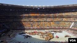 Setelah sukses menggelar Piala Dunia tahun ini, Afrika Selatan berpeluang untuk menjadi tuan rumah Olimpiade 2020.