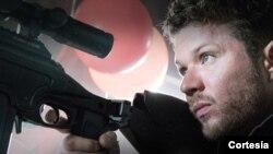 """Ryan Philippe hace el papel del francotirador Bob Lee Swagger en la serie """"Shooter""""."""