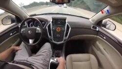 Bạn đã sẵn sàng cho xe hơi tự lái chưa?