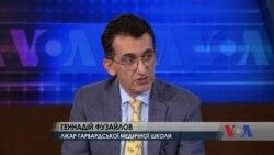 Інтерв'ю з лікарем-благодійником Геннадієм Фузайловим. Відео