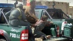 در حمله شورشیان در افغانستان ۸ پلیس کشته شدند