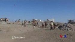 30名也門士兵在自殺炸彈爆炸中喪生
