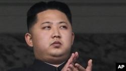 北韓領導人金正恩