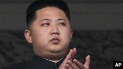 북한 김정일 제1위원장. (자료사진)