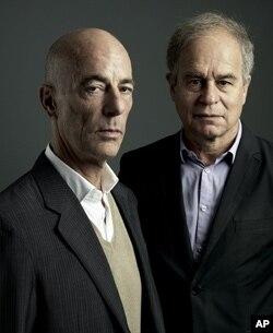 Jacques Herzog and Pierre de Meuron
